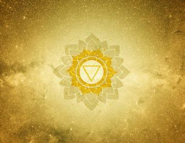 Третья чакра — Манипура. Чакра солнечного сплетения желтого цвета