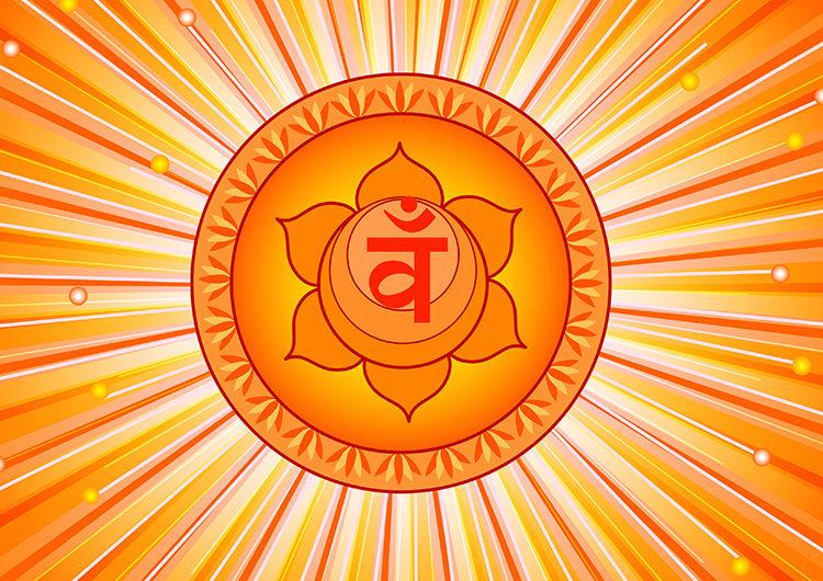 Вторая чакра – Свадхистана. Оранжевая и сакральная