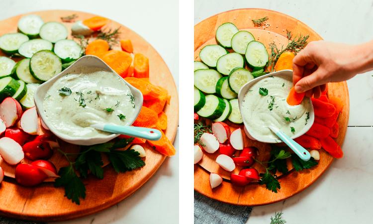 Готовая заправка для салата