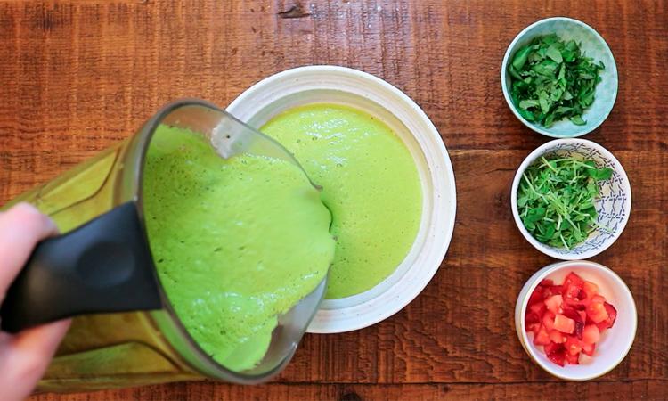 Ингредиенты для супа с горошком