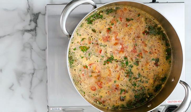 варка фасолевого супа