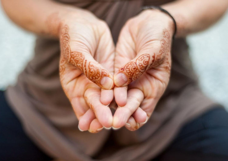 мудра рук